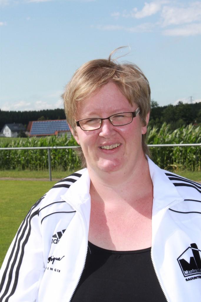 1. Jugendleiterin Stephanie Jahnel